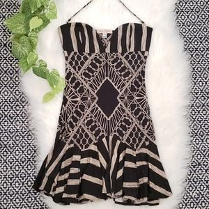 Mara Hoffman Silk Rope Print Dress Size Small